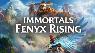 review Immortals Fenyx Rising