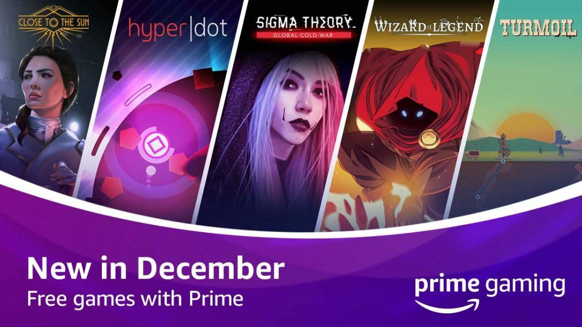 Atualização Mensal do Prime Gaming -Dezembro de 2020 4