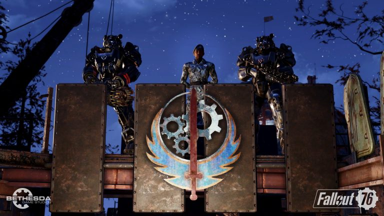 Fallout 76 | Novo trailer de Aurora de Aço - 'Fractured Steel' 1