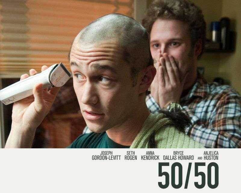 Dica de filme : 50/50 6