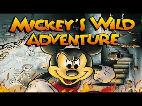 Retrô Games: Mickey's Wild Adventure 4