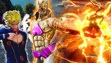 Giorno Giovanna entra o elenco de personagens em Jump Force 1
