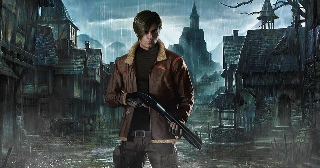 Será que a Capcom deixou uma pista de Resident Evil 4 Remake? 4