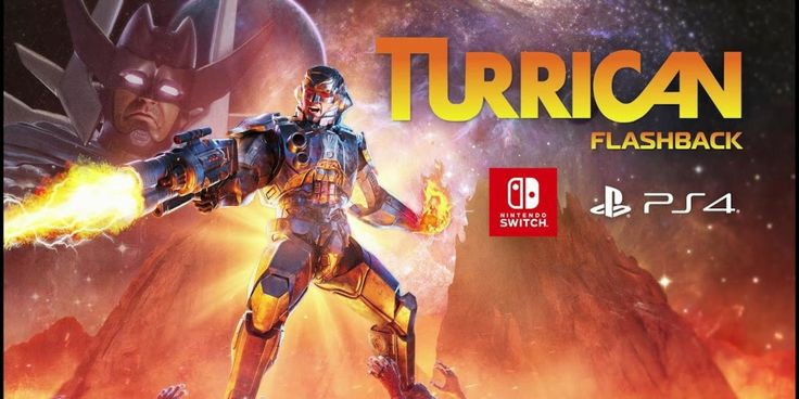Review: Turrican Flashback 4