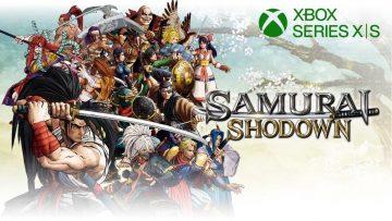 Samurai Shodown Xbox Series X|S