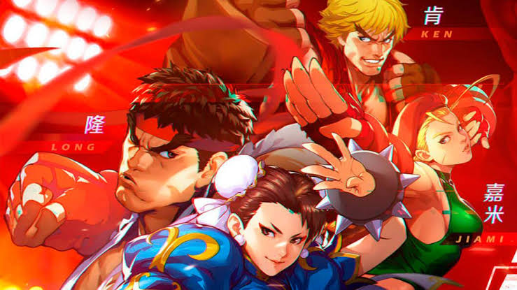 Gameplay TapTap - Street Fighter Duel 2