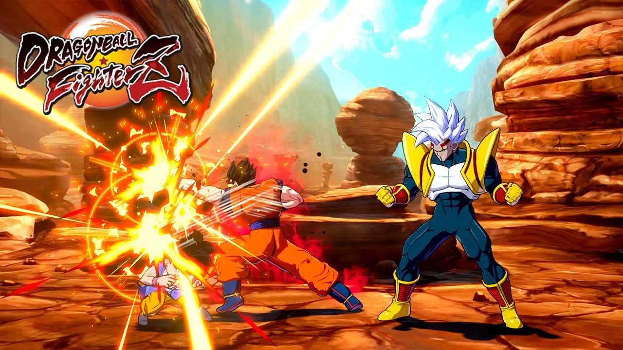 Super Baby 2 em Dragon Ball FighterZ