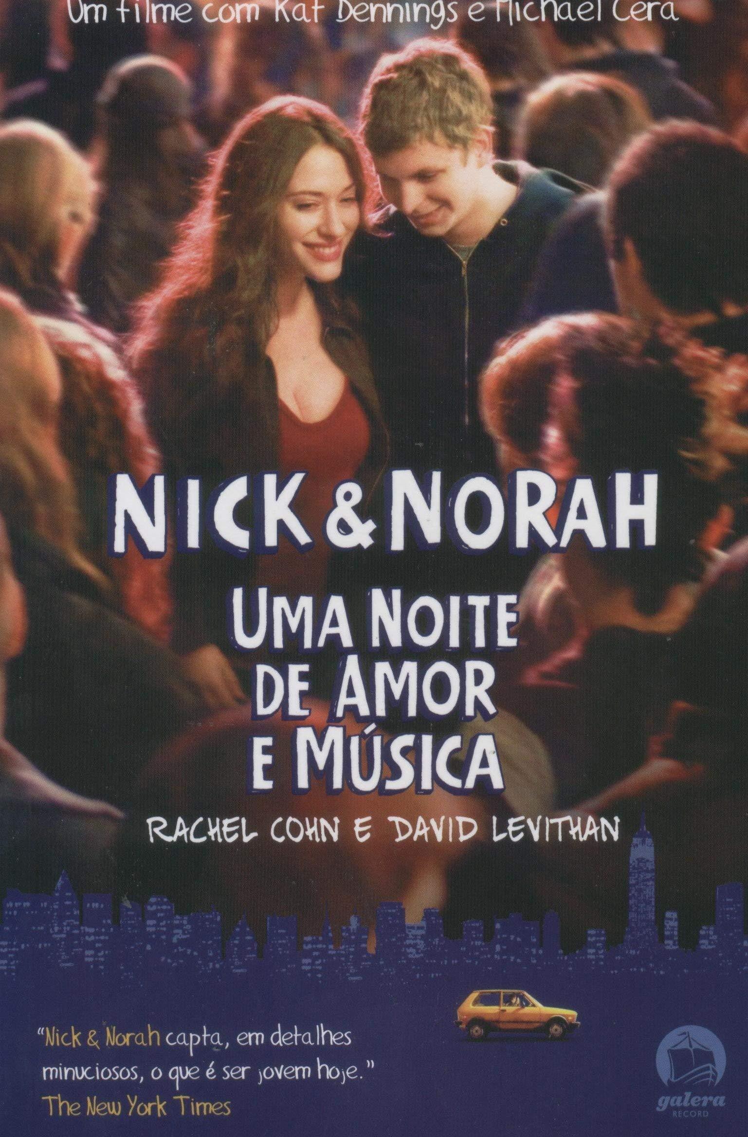 Dica de filme : Nick & Norah - Uma Noite de Amor e Música 4