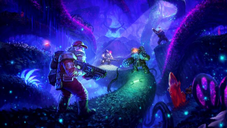 Deep Rock Galactic Update 33