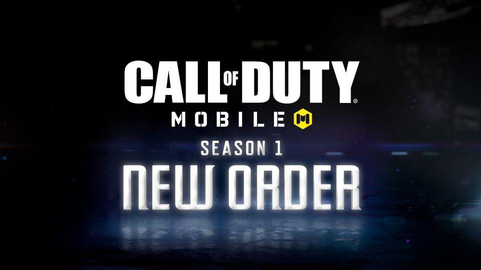 Explore a Temporada 1: Nova Ordem, de Call of Duty: Mobile, disponível hoje 4
