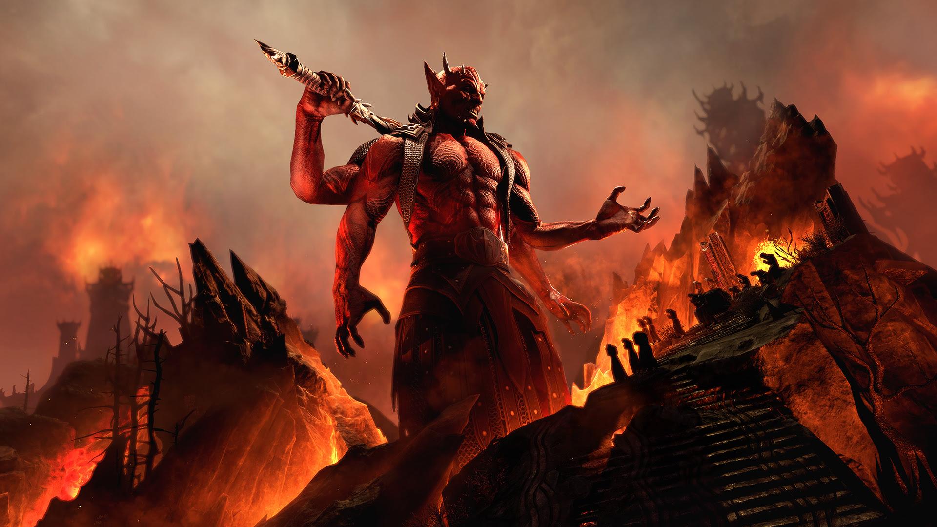 The Elder Scrolls Online Revela o capítulo 'Blackwood', que sai em junho, e a aventura anual 'Gates of Oblivion' 4