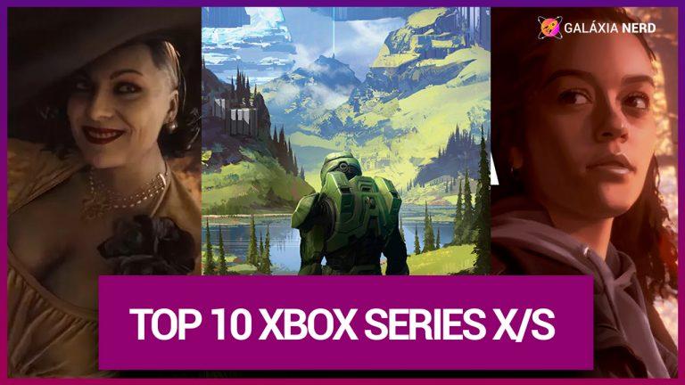 10 Jogos mais aguardados para Xbox Series X