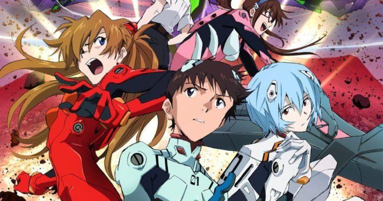 Filme Evangelion 3.0+1.0