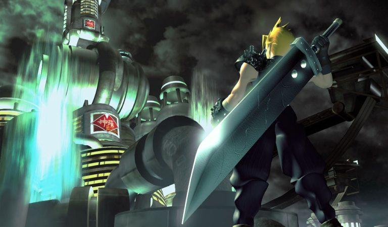 Final Fantasy VII Satsuki Yatoshi Mod