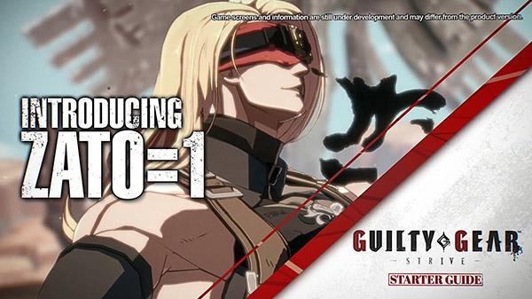 Guilty Gear: Strive Zato-1