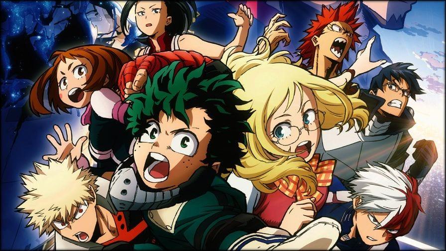 5ª temporada My Hero Academia