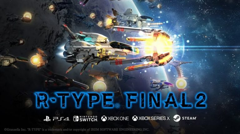 Gameplay de R-Type Final 2