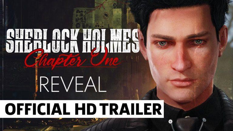 Trailer de Sherlock Holmes: Chapter One