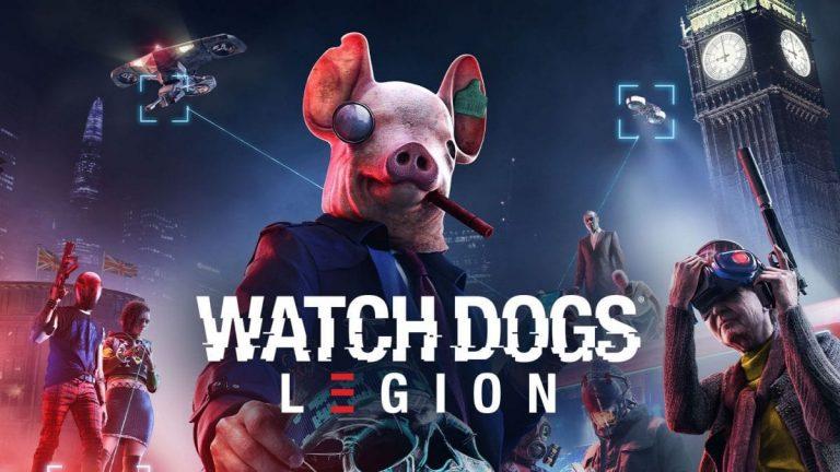 on-line de Watch Dogs: Legion