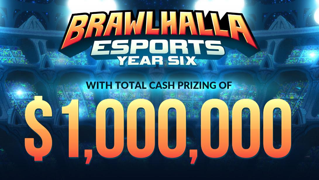 Competitivo de Brawlhalla em 2021