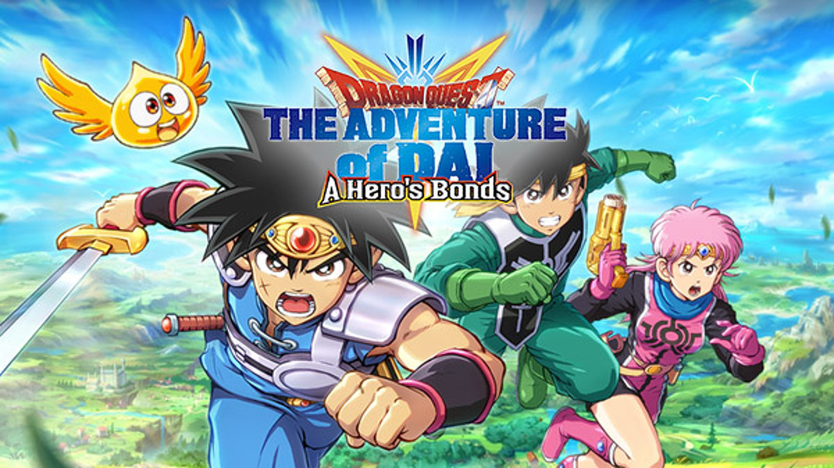 Dragon Quest The Adventure of Dai: A Hero's Bonds