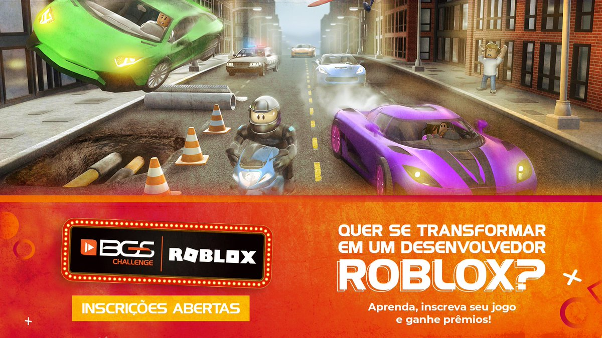 Brasil Game Show Roblox