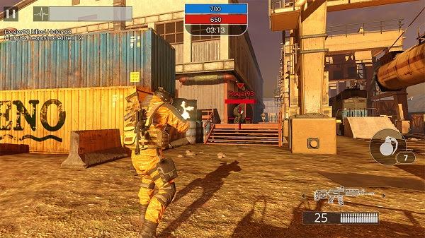 Afterpulse  Imagem in Game