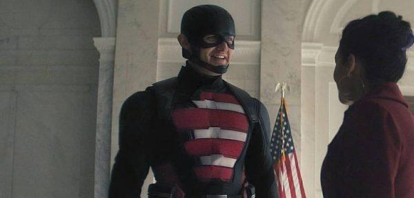Jon Walker - Agente Americano