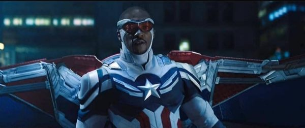 Sam - Capitão América