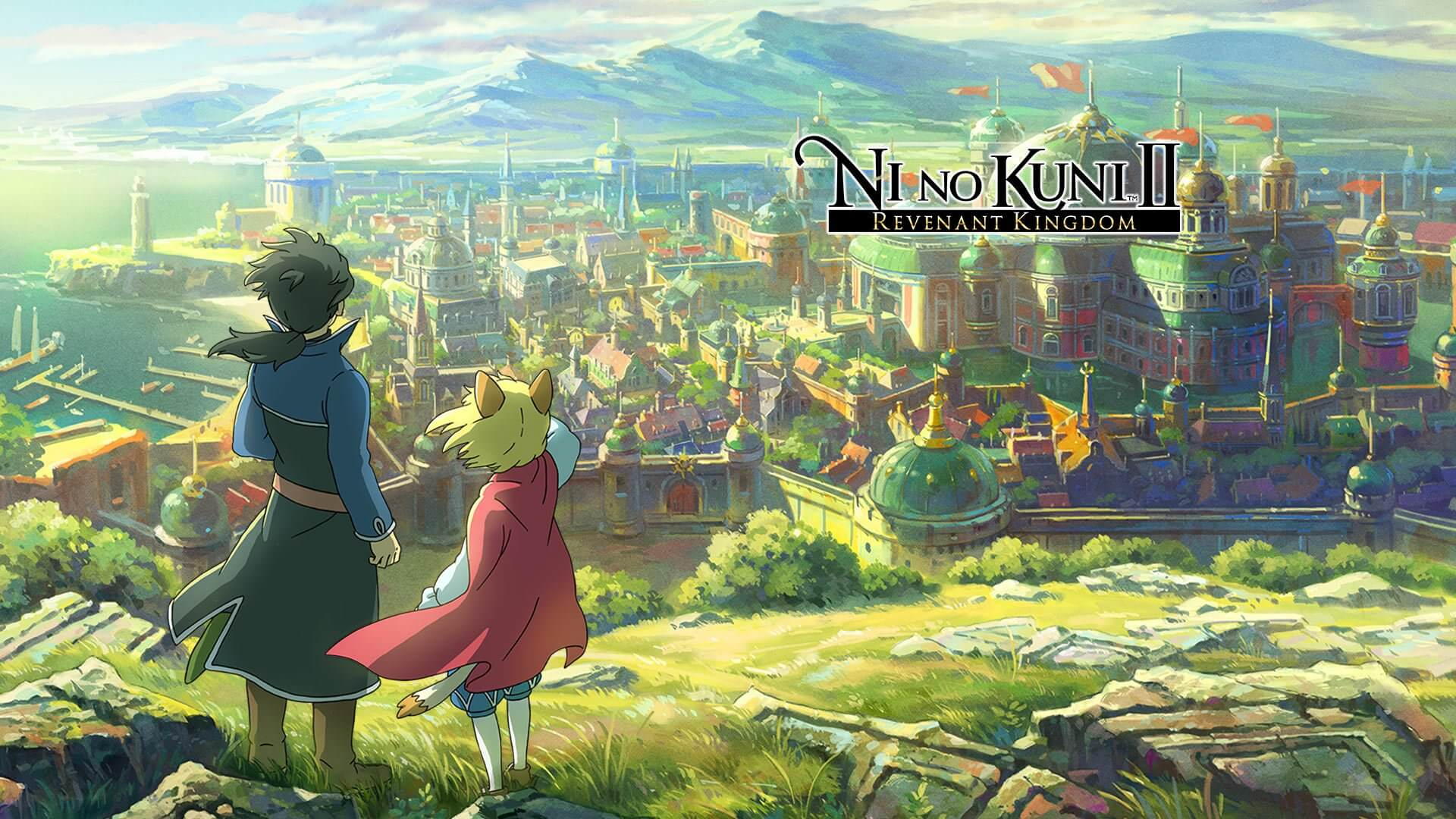 Ni no Kuni II: Revenant Kingdom Prince's Edition