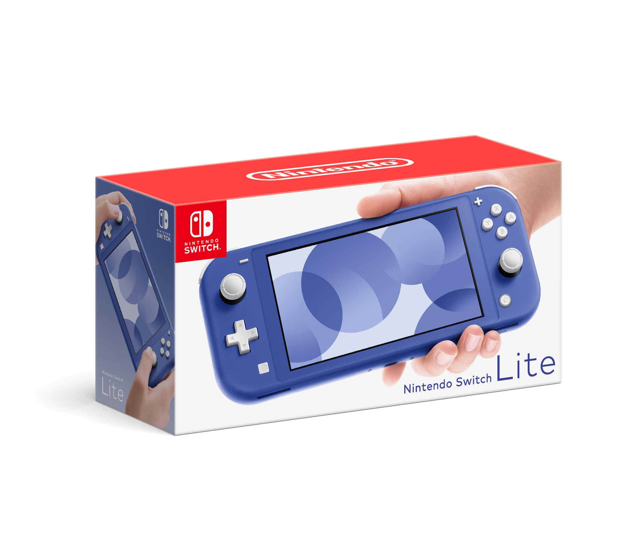 Switch Lite Azul