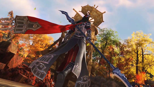Swords of Legends Online Spearmaster