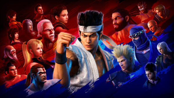 Virtua Fighter eSports