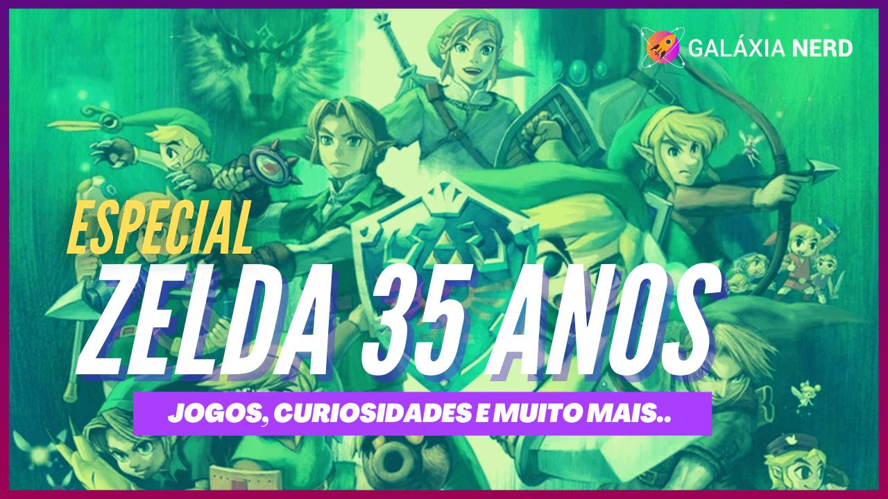 35 anos de Zelda