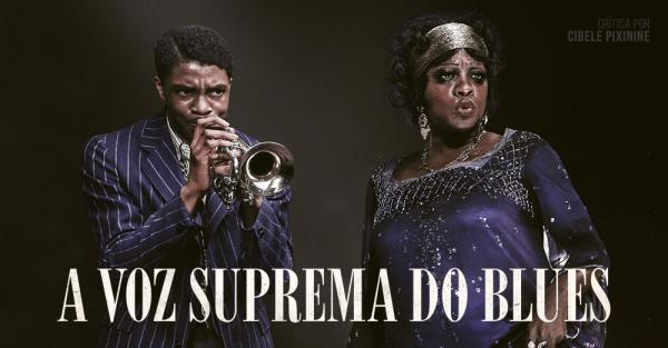 A Voz Suprema do Blues - Oscar 2021, vencedores