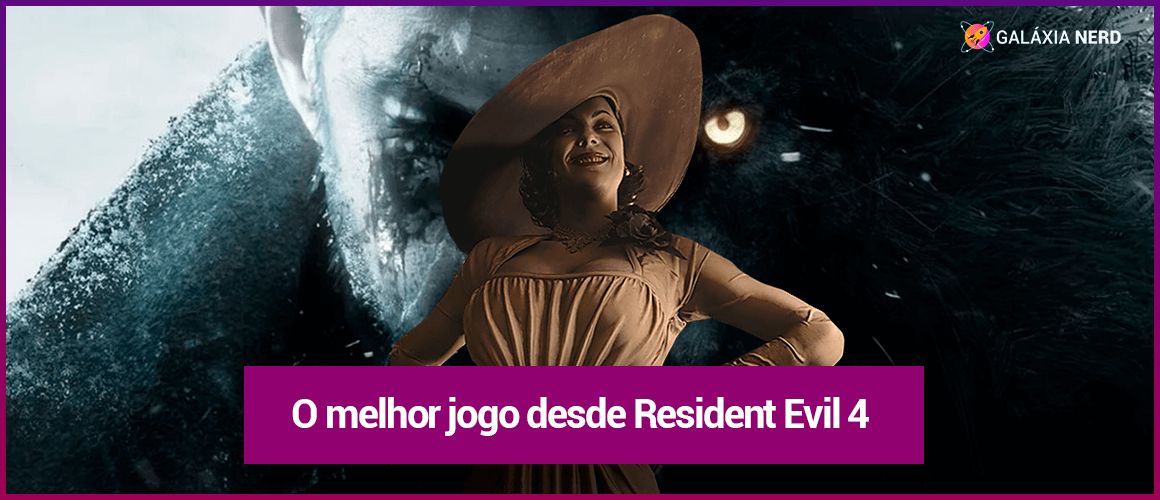 Review Resident Evil Village