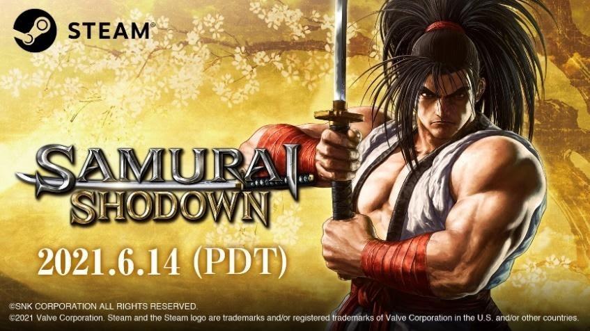 Samurai Shodown no Steam