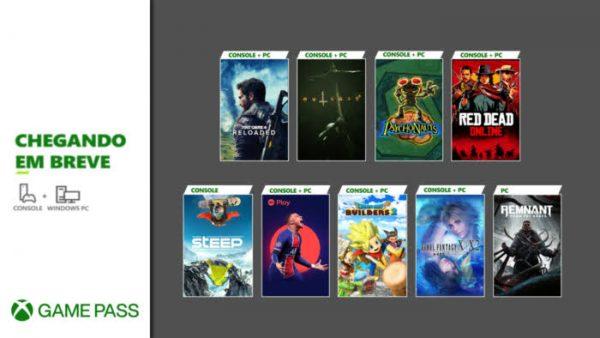Xbox Game Pass - Maio