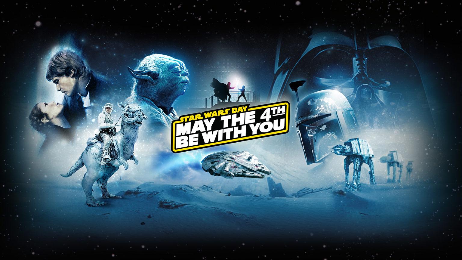 O que é o Star Wars Day?